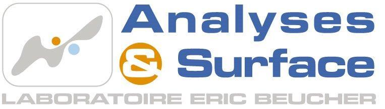 logo Analyses et Surface