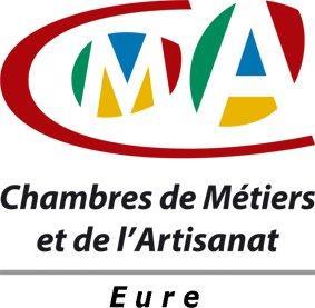 logo Chambre Métiers et Artisanat Eure