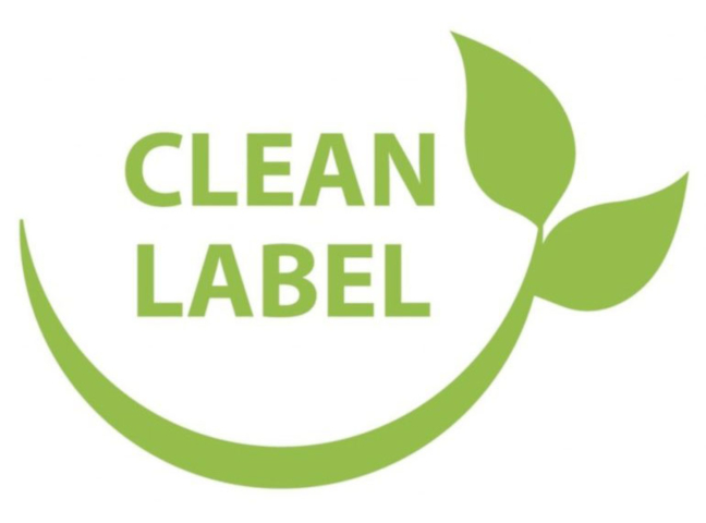 Logo Clean Label