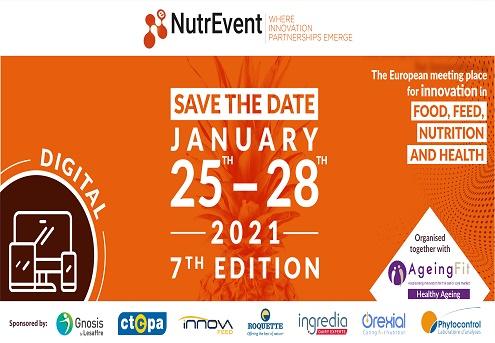 praxens  NUTREVENT 2021 du 25 au 28 janvier